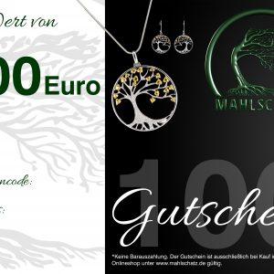 EUR 100,- Gutschein (Onlineshop)